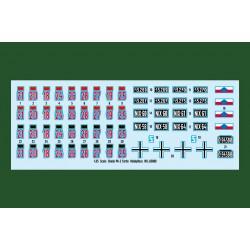 AFV Club AF35139 1/35 38 cm RW6 Sturmtiger Ammo