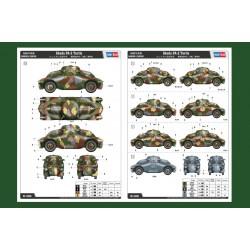 AFV Club AF35144 1/35 T34/46 1942/43 Factory 183
