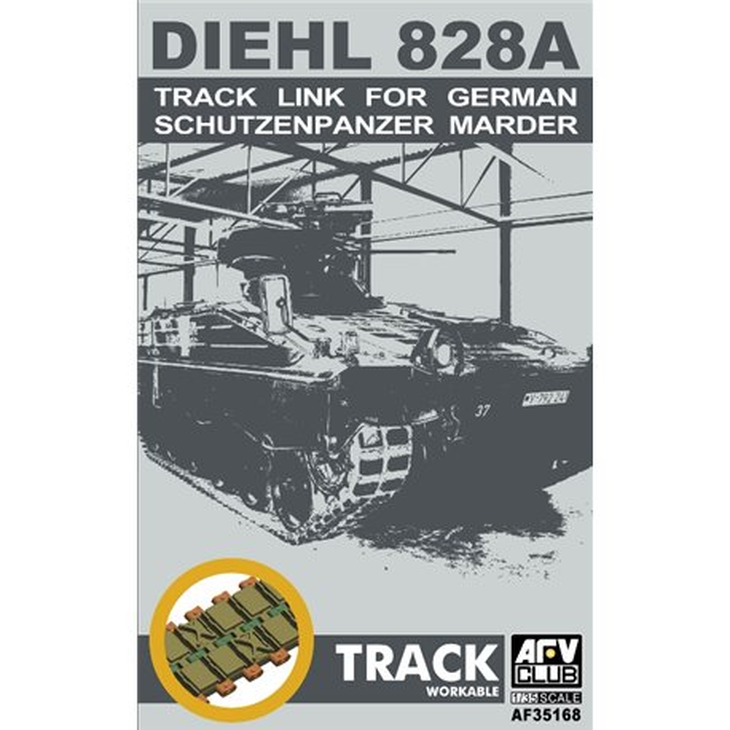 AFV Club AF35168 1/35 SPZ MARDER tracks set