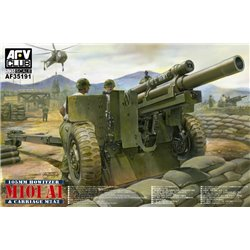 AFV Club AF35191 1/35 105mm Howitzer M101A1 on Carriage M2A2*