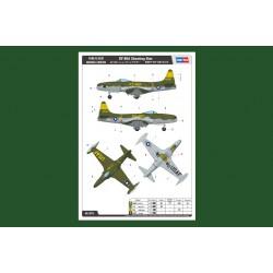AFV Club AF35290 1/35 Scorpion Scimitar CVR Family