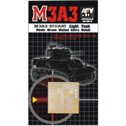 AFV Club AG35010 1/35 Photoetched M3A3