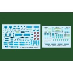 AFV Club AG35035 1/35 SdKfz Barrel & Clear Ind. Pole