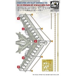 AFV Club AG35024 1/35 Indicator&chain for M1132