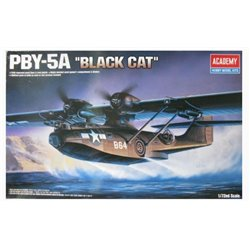 "Academy 12487 1/72 PBY-5A ""Black Cat"" Australian Forces Insignia"