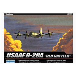 "Academy 12517 1/72 USAAF B-29A ""Old Battler"""