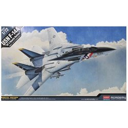 "Academy 12532 1/72 USN F-14A ""VF-2 Bounty Hunters"""