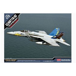 "Academy 12534 1/72 U.S. Navy F/A-18C ""VFA-82 Marauders"""