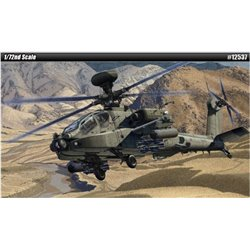 "Academy 12537 1/72 British Army AH-64D ""Afghanistan"""