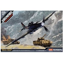 Academy 12538 1/72 IL-2M & Panther D 2 in 1 Special Edition