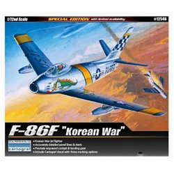 "Academy 12546 1/72 F-86F ""Korean War"" Special Edition"