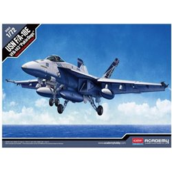 "Academy 12547 1/72 USN F/A-18E VFA-143 ""Pukin Dogs"""