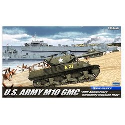 Academy 13288 1/35 US Army M10 GMC 70th anniversary Normandy invasion 1944