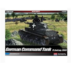 Academy 13313 1/35 PzKpfw 35(t) Command Tank