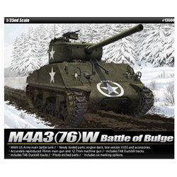 Academy 13500 1/35 M4A3(76)W Battle of the Bulge