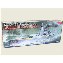 Academy 14103 1/350 German Pocket Battleship Admiral Graf Spee