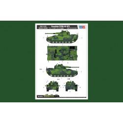 Meng SPS-026 1/35 RUSSIAN LIGHT AA GUN SET