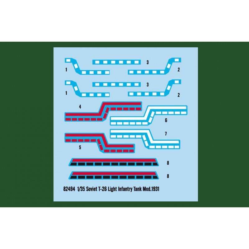 Meng TS-014 1/35 RUSSIAN TANK T-90 TANK DOZER
