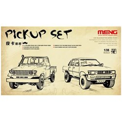 MENG VS-007 1/35 PICKUP SET