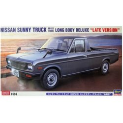 Hasegawa 20275 1/24 Nissan Sunny Truck (GB122) Long Body Deluxe Late Type