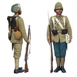 ICM 35368 1/35 T-34-76 with Soviet Tank Riders