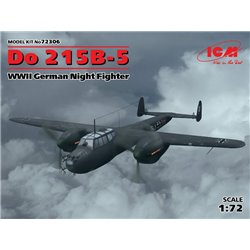 ICM 72306 1/72 Do 215B-5, WWII German Night Fighter