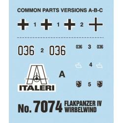 Mirage Hobby 726069 1/72 Light Tank M3 'STUART' 2/6th Australian Armoured Regiment