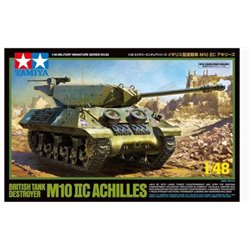 Tamiya 32582 1/48 British Tank Destroyer M10 IIC Achilles