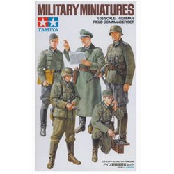 Tamiya 35298 1/35 German Field Commander Set