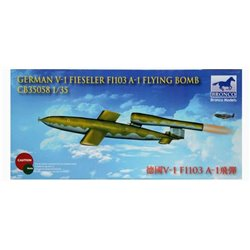Bronco CB35058 1/35 German V-1 Fieseler Fi103 A-1 Flying Bomb