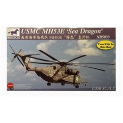"BRONCO NB5033 1/350 USMC MH53E ""Sea Dragon"""