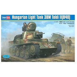 Hobby Boss 82478 1/35 Hungarian Light Tank 38M Toldi II (B40)