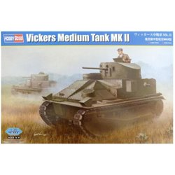 Hobby Boss 83879 1/35 Vickers Medium Tank Mk II