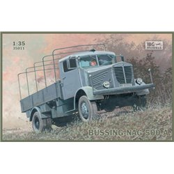 IBG Models 35011 1/35 Bussing-NAG 500 A