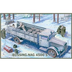 IBG Models 35012 1/35 Bussing-NAG 4500 S