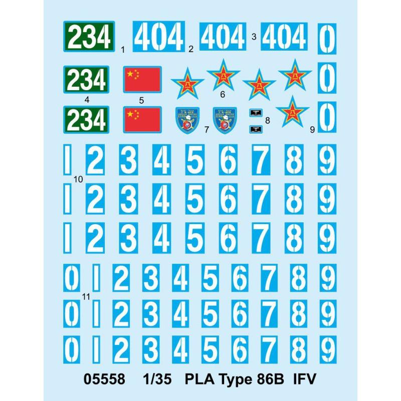 IBG Models 35017 1/35 Bedford QLR Wireless