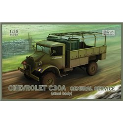 IBG Models 35038 1/35 Chevrolet C30A General service (steel body)