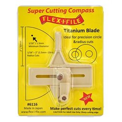 Flex-I-File FF6116 Compas Cutter - Super Cutting Compass
