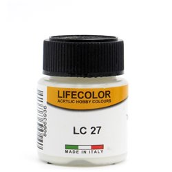 LifeColor LC27 Matt Clear - 22ml