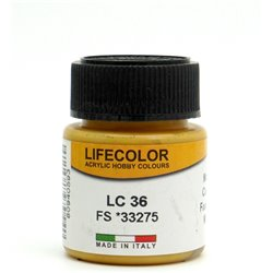 LifeColor LC36 Cuir Fauve Mat - Matt Leather FS33275 - 22ml