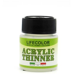 LifeColor LCTH Diluant - Thinner - 22ml