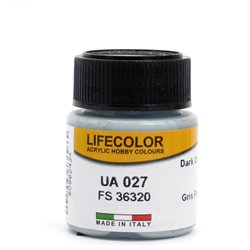 LifeColor UA027 Dark Compass Ghost Grey FS36320 - 22ml