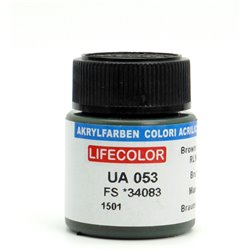 LifeColor UA053 Brun Violet – Brown Violet RLM81 FS34083 - 22ml