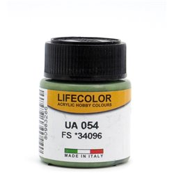 LifeColor UA054 Vert – Green RLM82 FS34096 - 22ml