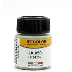 LifeColor UA059 Vert - Green RLM62 FS34159 - 22ml