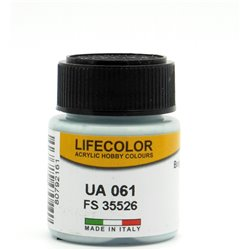 LifeColor UA061 Bleu Lumineux – Bright Blue RLM65 FS35526 - 22ml