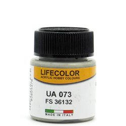LifeColor UA073 Grey RLM75 FS36132 - 22ml