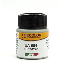 LifeColor UA094 Gris Mer Moyen – Medium Sea Grey FS36270 - 22ml