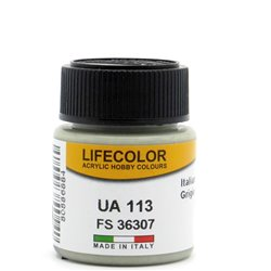 LifeColor UA113 Bleu Gris Clair – Light Blue grey 1 FS36307 - 22ml