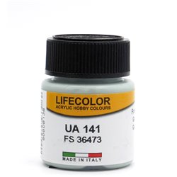LifeColor UA141 Bleu Gris Français - French Blue Grey FS36473 - 22ml